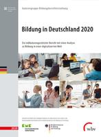 """Bericht """"Bildung in Deutschland 2020"""" erschienen"""