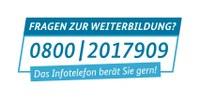 Servicetelefon zur Weiterbildung wird weitergeführt