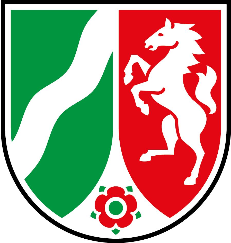 Logo des Landes NRW